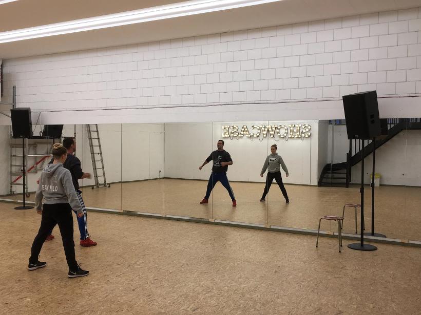 Dansstudio Gent